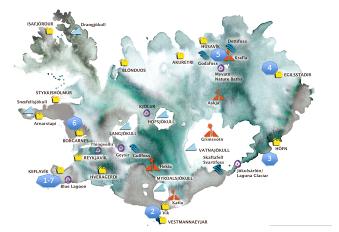 FFF IS Rom mapa